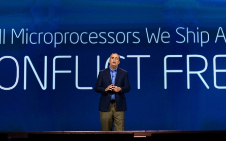 Are Intel's microprocessors really conflict-free?