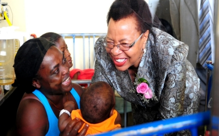 Insider's edition: Graca Machel