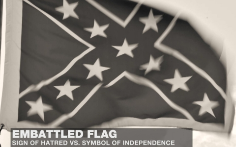 Thumbnail image for A closer look at the Confederate battle flag