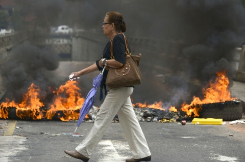 Thumbnail image for What's the context of Venezuela's street uprising?