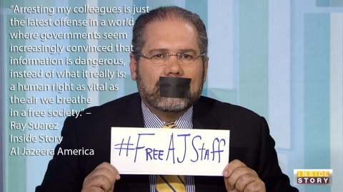 Ray Suarez on FreeAJstaff