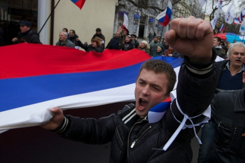Thumbnail image for Crimea: Caught between Russia and Ukraine