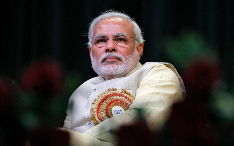 India's prime minister Narendra Modi speaks out about the culture of rape.
