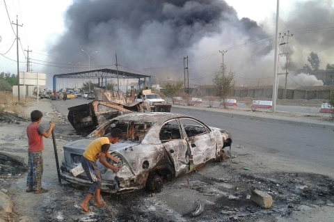 Thumbnail image for What can the U.S. do about ISIL in Iraq?