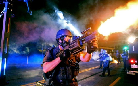 Thumbnail image for Ferguson and the militarization of America's police