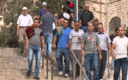 Age restrictions lifted at Al-Aqsa Mosque compound