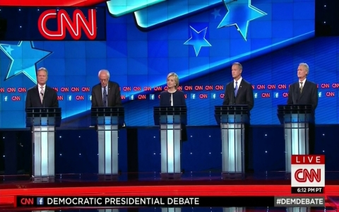 Thumbnail image for Fact checking the Democratic debate