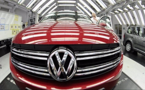 Thumbnail image for German authorities raid Volkswagen headquarters