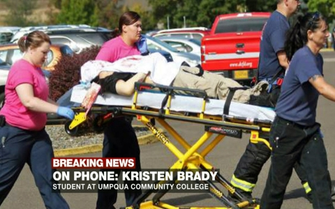 Thumbnail image for Student gives first-hand account of Oregon shooting