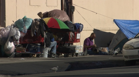 Thumbnail image for LA officials pledge additional millions to help homeless