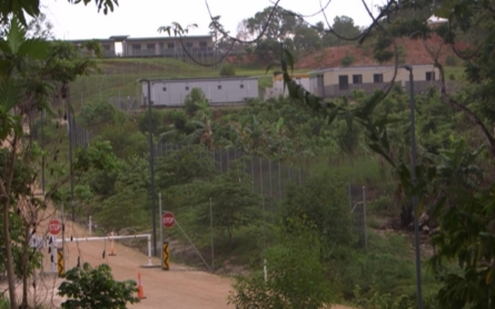 Human rights group criticizes Manus Island prison