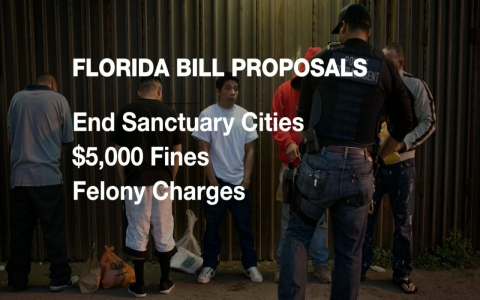 Thumbnail image for 'Sanctuary Cities' causes immigration controversy in Florida
