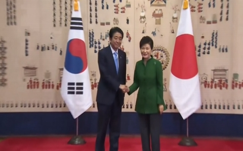 Thumbnail image for South Korea's and Japan's diplomatic efforts to thaw relations