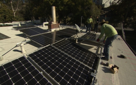 A threat to California rooftop solar power