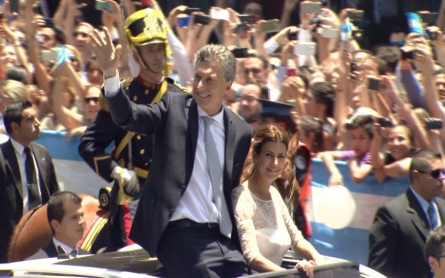Argentine presidential inauguration