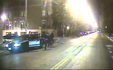 Investigators release dashcam video in Chicago police shooting