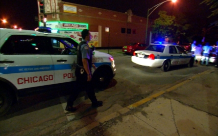 Officers say one of the two deaths in Chicago was accidental