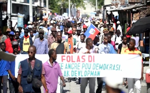 Thumbnail image for Rising concerns over political uncertainty in Haiti