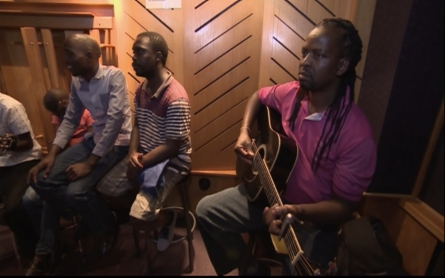 South Africa opens music hub for artists