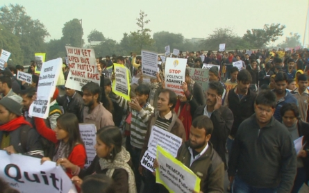 Thousands protests as juvenile rapist is released in India