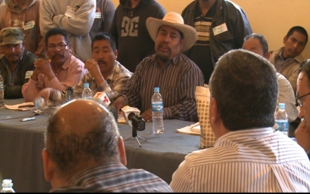 Negotiations stall between farmworkers and growers in Mexico