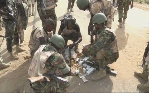 Thumbnail image for Task force against Boko Haram gains ground