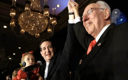 Sen. Ted Cruz of Texas launches presidential bid