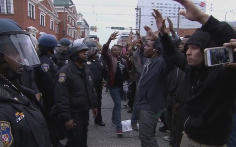 Thumbnail image for A tale of two cities: Protests expose economic divide in Baltimore