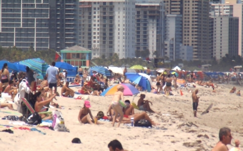 Thumbnail image for Rising sea levels causing concern in Florida