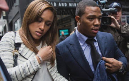 Judge drops domestic abuse charges against Ray Rice