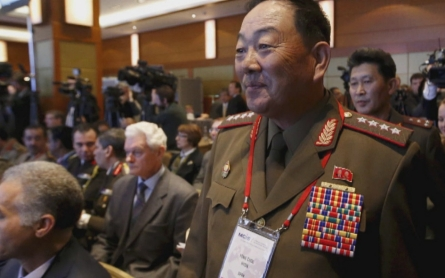 North Korea defense minister publicly executed by firing squad