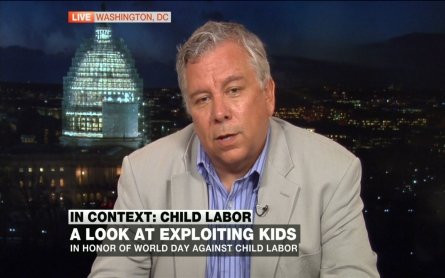 Child labor still a growing epidemic in poor countries