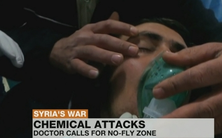 Doctors tell US congress Assad forces are increasing chemical attacks