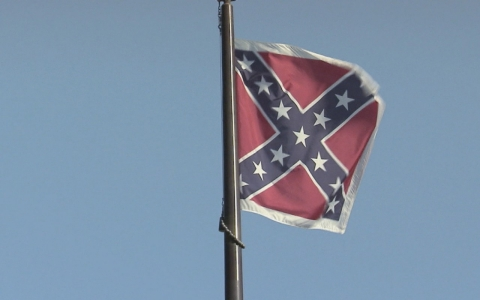 Thumbnail image for Heritage or hatred? Confederate flag steeped in controversy