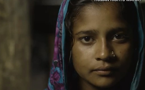 Thumbnail image for Human Rights Watch calls on Bangladesh to end 'epidemic' of child marriage