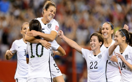 Impact of Title IX on US women's soccer team