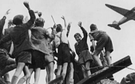Looking back at the historic Berlin Airlift