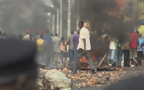 Thumbnail image for Burundi president says vote will proceed amid planned protests