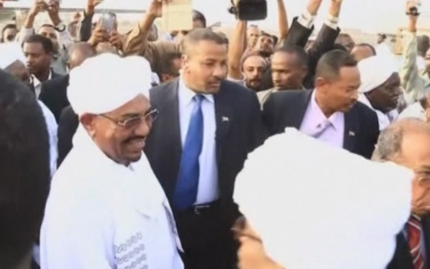 Thumbnail image for Sudan president back home despite court order from South Africa
