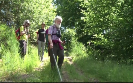 A new hiking app for the blind