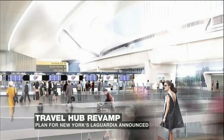 LaGuardia Airport set to get an overhaul