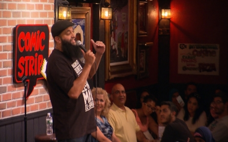 Muslim Funny Fest aims to break barriers with comedy