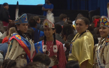 Native American teens commit to keeping their heritage alive