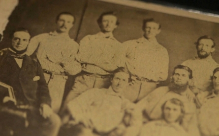 Pre–Civil War baseball card up for auction
