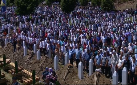 Srebrenica massacre still brings pain 20 years later