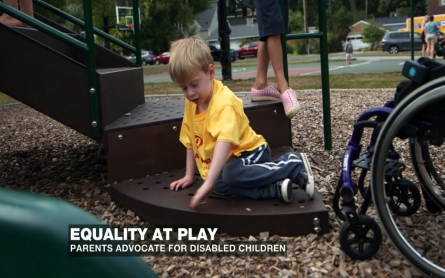 Disparities remain 25 years on under Americans With Disabilities Act