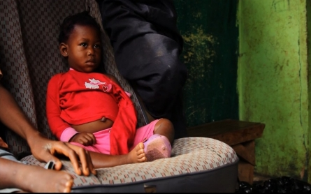 Thousands of children orphaned after Ebola outbreak