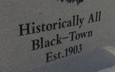 Historically all-black towns receive recognition
