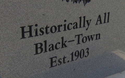 Thumbnail image for Historically all-black towns receive recognition
