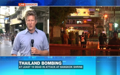 Thumbnail image for Thai government seeks answers after Bangkok bombing